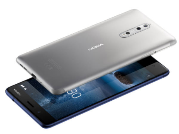 HMD to launch a smartphone with larger display than Nokia 8