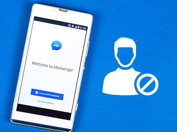 how to delete people from facebook messenger