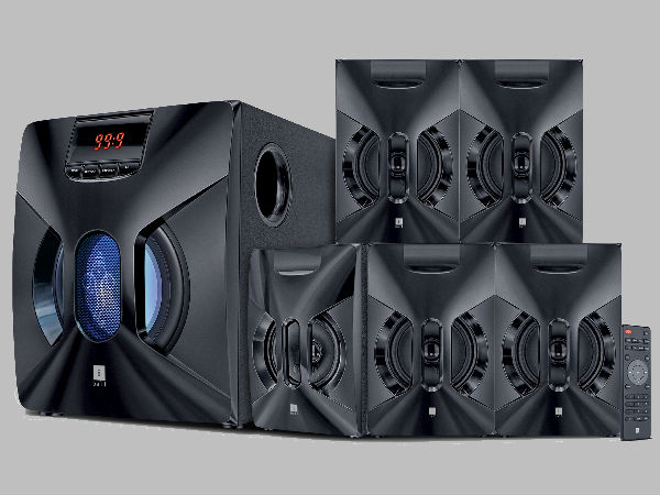 iBall launches multimedia speakers with an exclusive Ganesha design