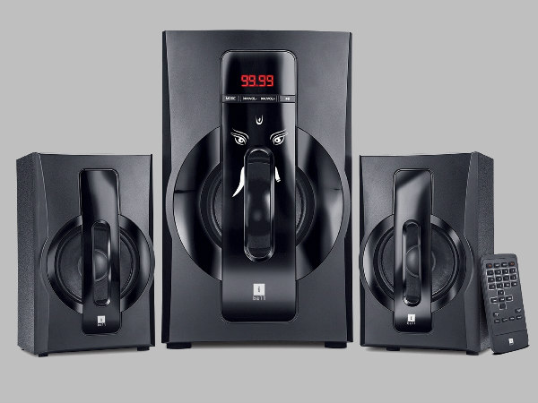 iBall launches Boom Box BT and Tarang Lion BT multimedia speakers exclusive to Ganesh Utsav