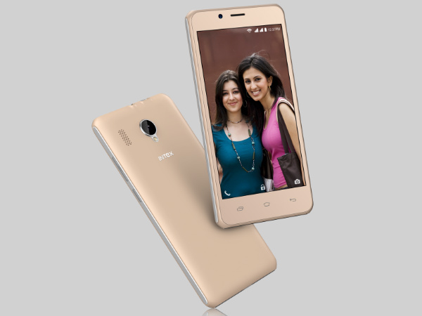 Intex Aqua Style III 4G smartphone launched at Rs. 4,299