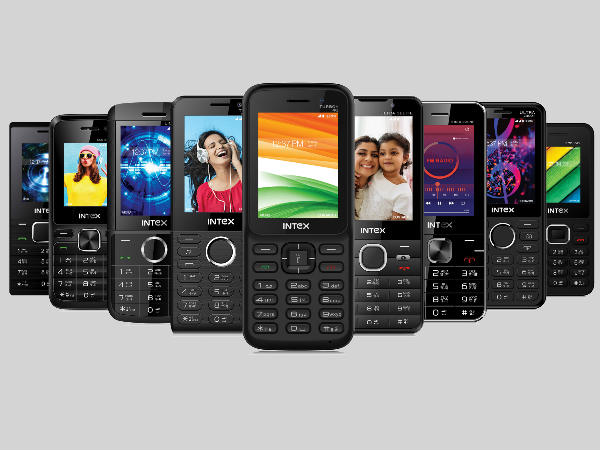 Intex Launches 4G Feature Phone At Jio Phone Price