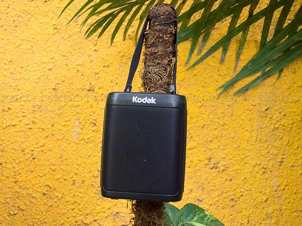 Kodak TV Speaker 68M Review: Built to appeal tech-savvy generation