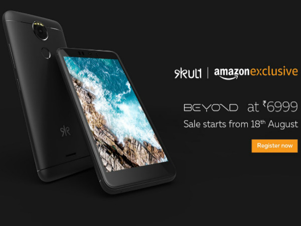 Kult Beyond is a New Smartphone Featuring 13-Megapixel Selfie Camera