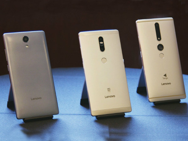 Lenovo confirms Phab series smartphones won't get Android 7.0 Nougat update