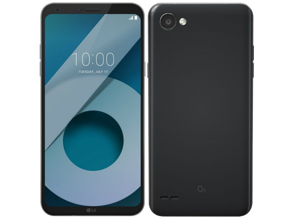 LG Q6 with Full Vision display Snapdragon 435 launched at Rs. 14,990