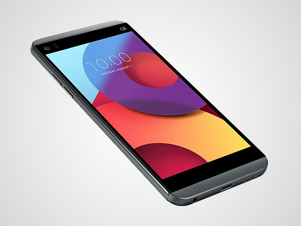 LG Q8 price finally revealed: Will be an affordable variant of LG V20