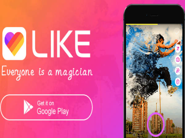 Like app gets new features and is now available in 10 languages