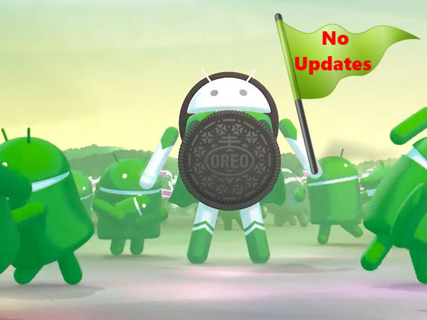 Sadly, these smartphones and tablets won't receive Android Oreo update