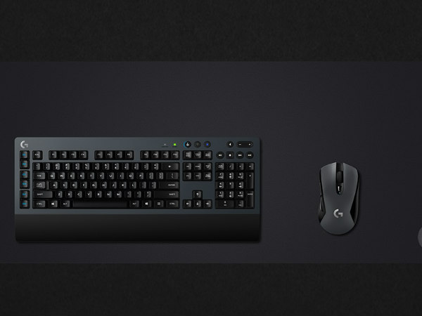 Logitech introduces Lightspeed G series gaming accessories