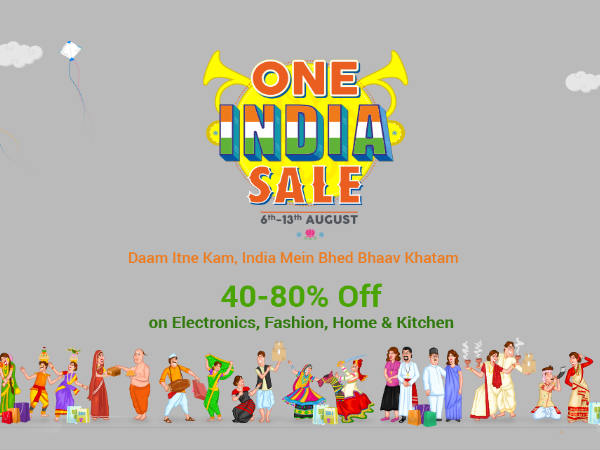 ShopClues announces One India Sale: Offers on iPhones, laptops and TVs