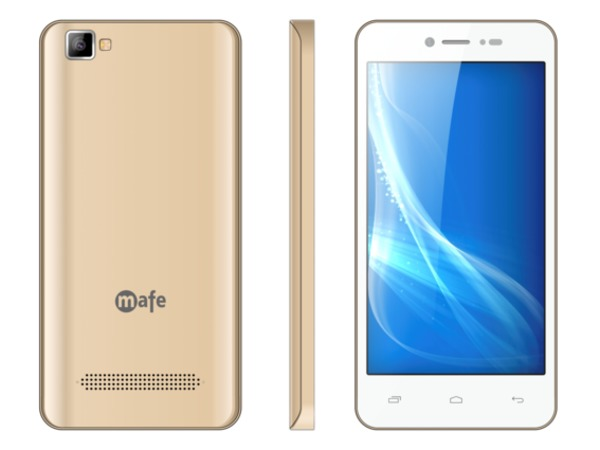 Mafe Mobile launches a Shine M810 budget smartphone in India