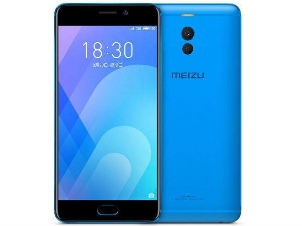 Meizu M6 Note announced: Specs, features and pricing