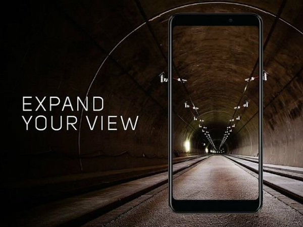 Micromax Canvas Infinity with 18:9 5.7-inch screen unveiled