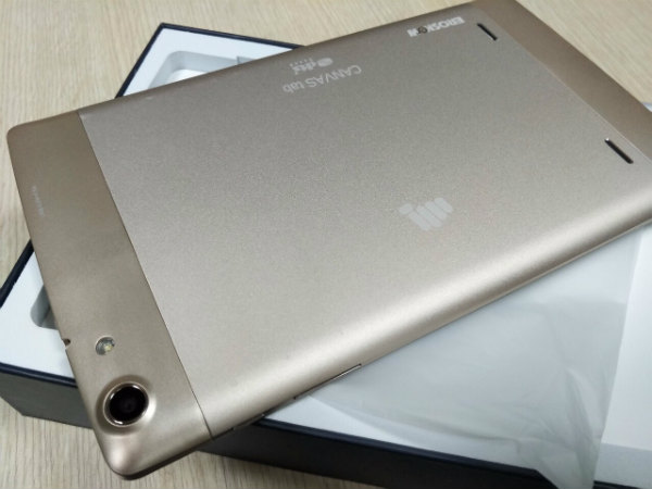 Micromax Canvas Plex Tab to be launched soon in India