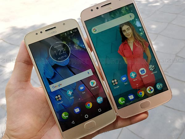 Moto G5S Plus and Moto G5S First Impressions
