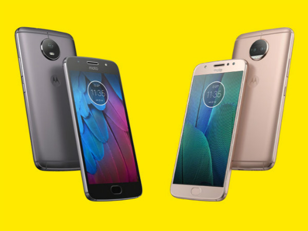 Moto G5S and G5S Plus announced with Android 7.1 Nougat