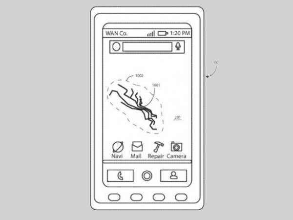 Motorola Patents A Phone With A Self-Healing Display