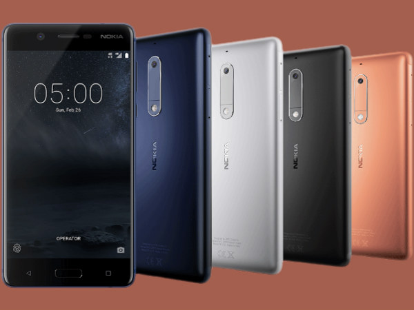 Nokia 5 now available in India at Rs 12,499: Threat to most budget smartphones