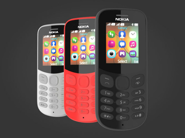 Nokia 130 (2017) dual SIM variant goes on sale in India at Rs. 1,599