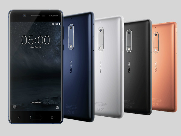 Nokia 5 will go on sale in India on August 15