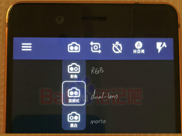 Nokia 8 camera UI and features leak via live images