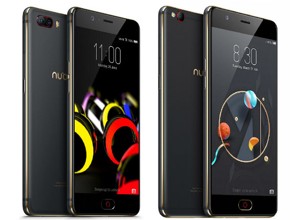 Nubia is offering upto 30% discount on its smartphones via Amazon