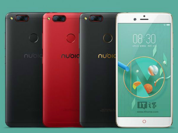 Nubia Z17 mini with 6GB RAM and 128GB storage coming soon to India