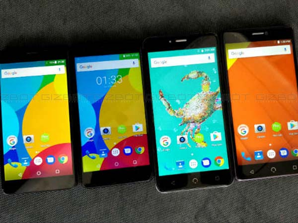 Nuu Mobile X5, Q626, M3 and Q500 First Impressions