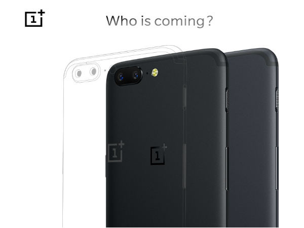 OnePlus 5 is likely to get a new paint job; Gold color expected