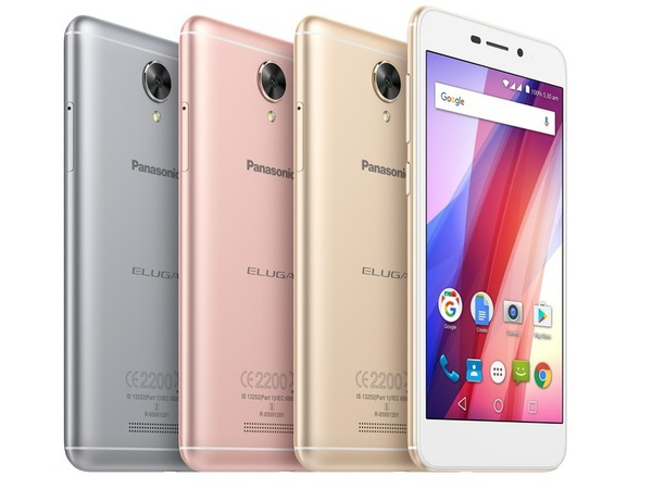 Panasonic launches new budget smartphone