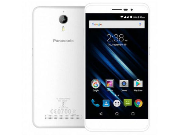 Panasonic relaunches P77 with 16GB ROM at Rs. 5,299