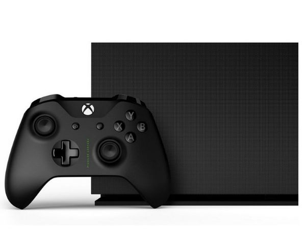 Pre-order for Xbox One X: 'Project Scorpio' edition has started
