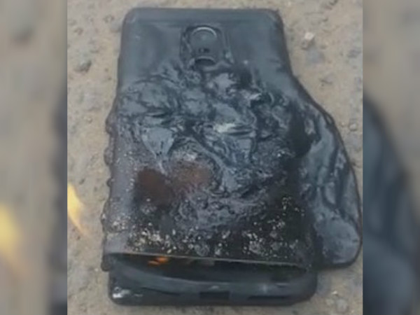 Xiaomi Redmi Note 4 reportedly catches fire in the owner's pocket