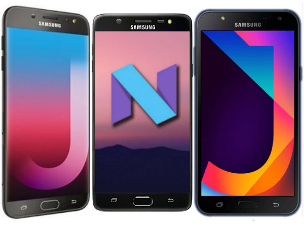Top Samsung smartphones powered by Android Nougat to buy In India