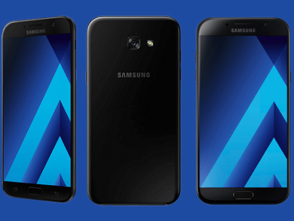 samsung galaxy a5 2017 starts receiving android nougat update gizbot news. Black Bedroom Furniture Sets. Home Design Ideas