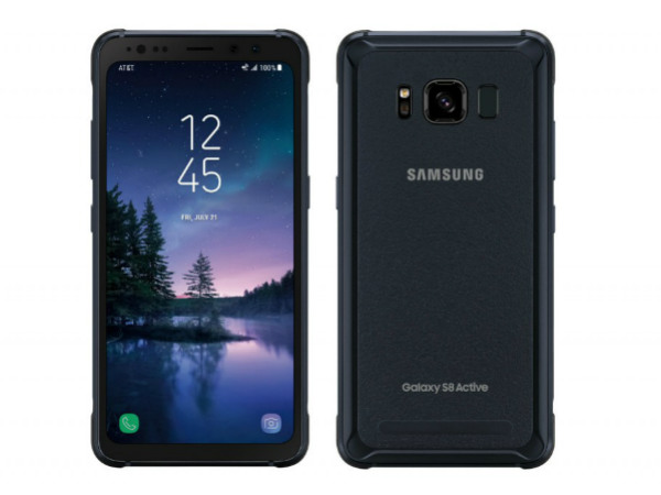 Samsung Galaxy S8 Active is official; pre-order debuts today