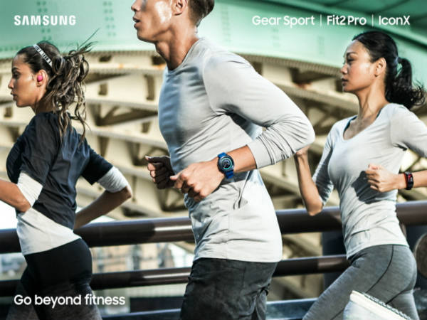 Samsung Gear Fit 2 Pro, Gear Sport, Gear IconX and more are official