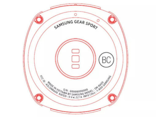 Samsung's next hybrid smartwatch is called Gear Sport