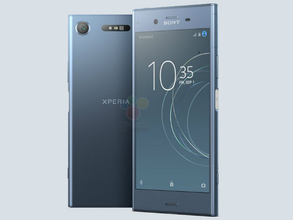 Sony Xperia XZ1 leaked in new colors along with specs