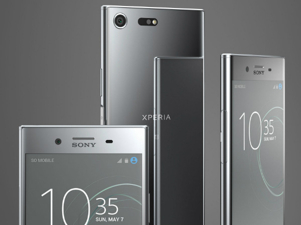 Sony Xperia XZ1 and XZ1 Compact price leaked ahead of the launch