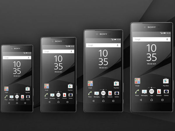 Sony annouces the list of Xperia smartphones that will get Android O