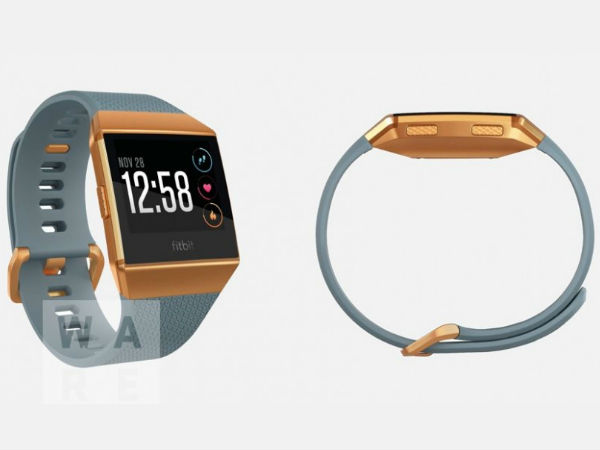 Upcoming Fitbit Watch final design revealed in new render