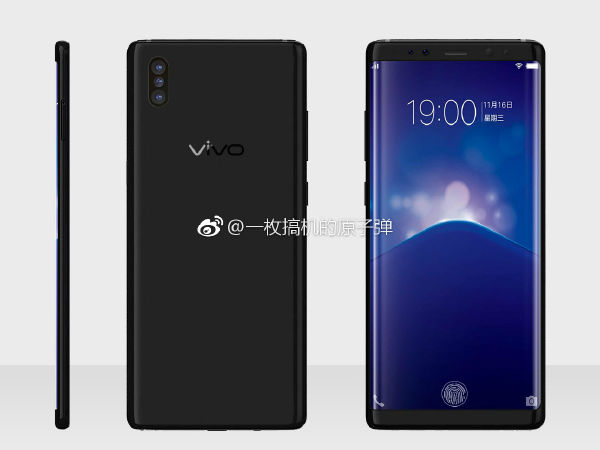 Vivo XPlay 7 with under-display fingerprint scanner spotted online
