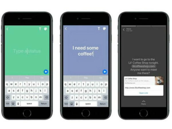 WhatsApp rolls out colorful text status feature for Android and iOS
