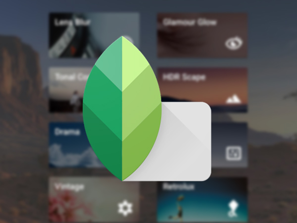 How to use Google's Snapseed