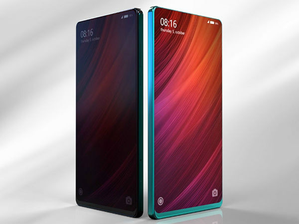 Xiaomi Mi Mix 2 codenamed Chiron could be coming soon