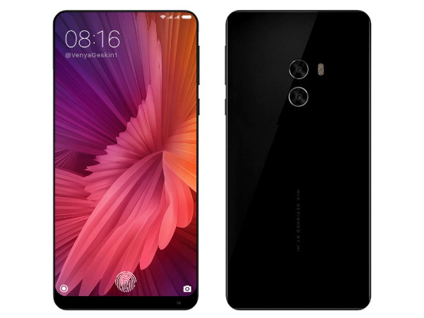 Xiaomi Mi Mix 2 could launch on September 12; pricing leaked