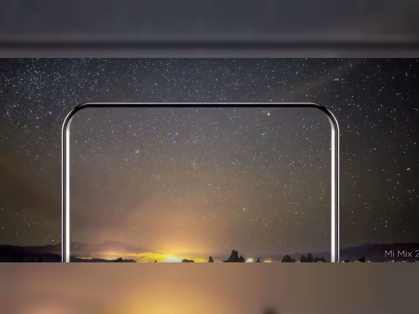 Xiaomi Mi Mix 2 design leaked by Mi Mix designer