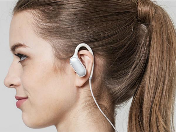 Xiaomi Mi Sports Bluetooth Headset Mini announced